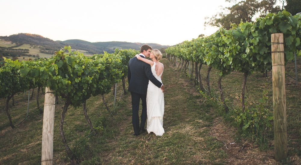 Beautiful wedding reception venues in and around Orange NSW